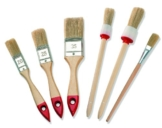 Color Expert Pinsel-Set, 6-teilig, helle Borste, 20/25 / 35 mm 82620599 - 1