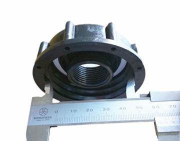 FN-Technik IBC Verbinder Regentonnenverbinder Tankverbinder 2-Fach DN 50 gegenüber stehend - 2