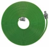 Gardena Schlauch-Regner: Sprühregner für die Bewässerung länglicher, schmaler Zonen, Länge 7.5 m, anschlussfertig ausgestattet, grün, individuell verkürz- oder verlängerbar (1995-20) - 1